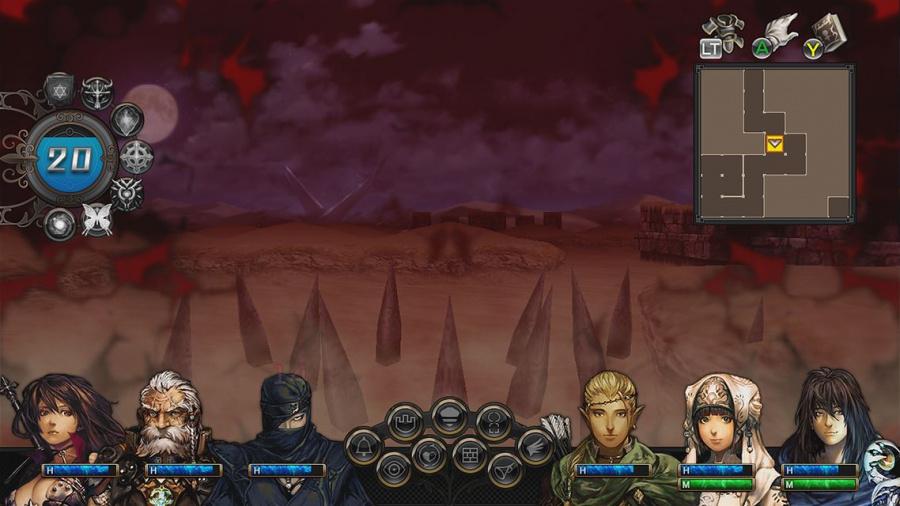 Stranger of Sword City Review - Screenshot 1 of 5