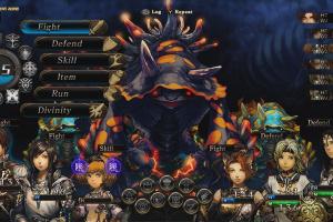 Stranger of Sword City Screenshot