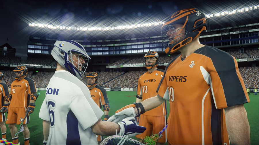 Casey Powell Lacrosse 16 Review - Screenshot 1 of 3
