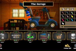 Coffin Dodgers Screenshot
