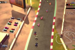Grand Prix Rock 'N Racing Screenshot