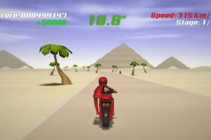 Super Night Riders Screenshot
