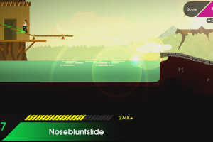 OlliOlli2: XL Edition Screenshot