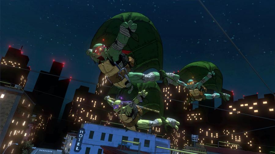 Teenage Mutant Ninja Turtles: Mutants in Manhattan Review - Screenshot 1 of 5