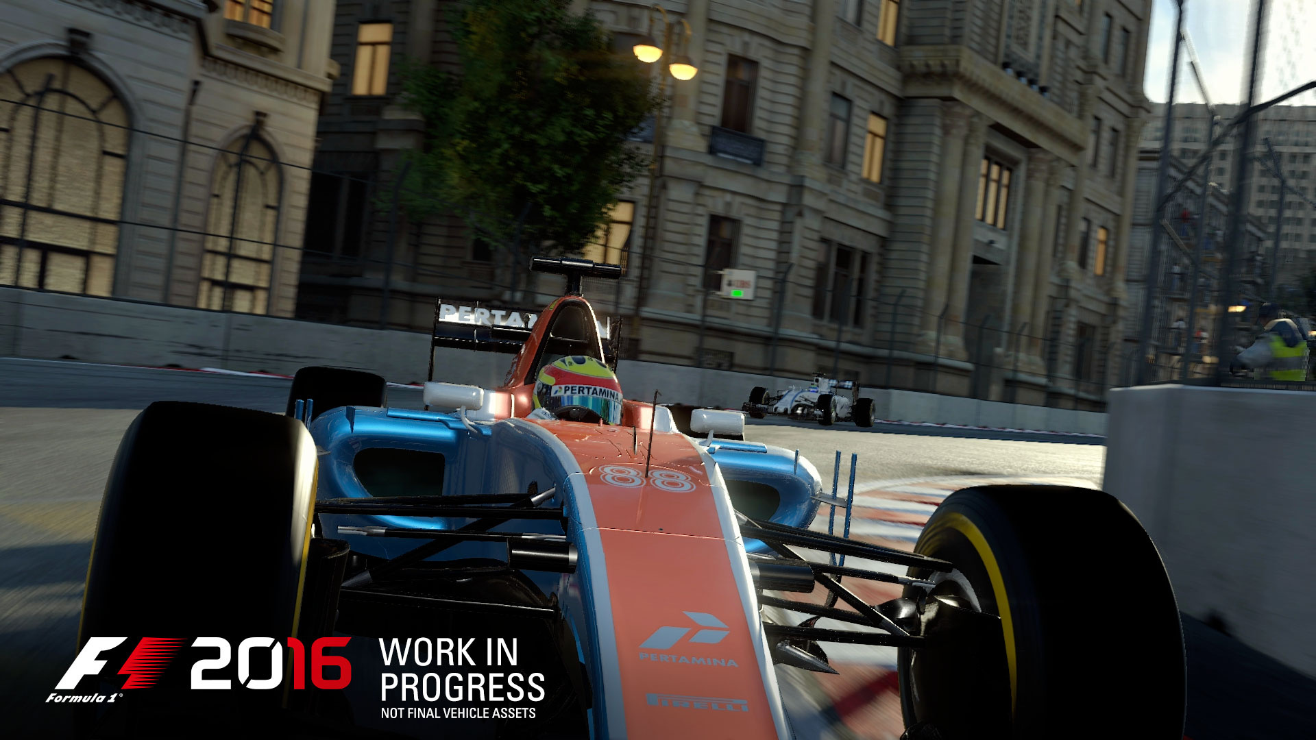 f1 2016 xbox one screenshots. Black Bedroom Furniture Sets. Home Design Ideas