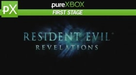 presents First Stage: Resident Evil Revelations HD (Xbox 360)