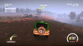 Forza Horizon 2 - Storm Island DLC (Xbox One) - Jeep Wrangler Rubicon Circuit Race